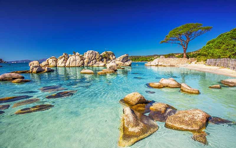Hvor skal man bo på Korsika