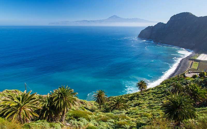 Hvor skal man bo på Tenerife